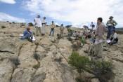 FRAC field trip, Utah.
