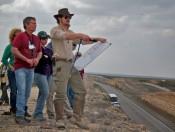 MSRL field trip 2012 (R. Baumgardner)