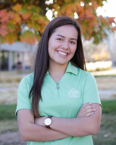 Michelle Pedrazas